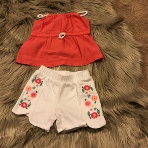 Bundle of 2 summer outfits🌴☀️